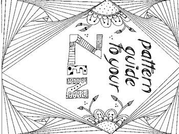 Zentangle Inspired Stress Relief Art Newsletter Issue 1