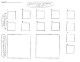 Zentangle Reference Chart (blank)