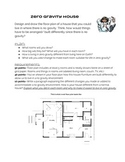 Zero Gravity House Plan Project (Space study)