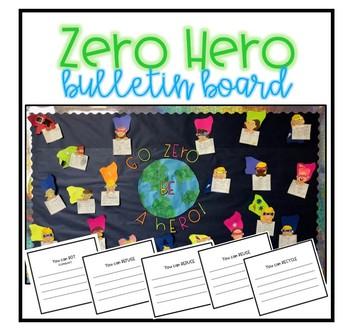 Zero Hero Bulletin Board