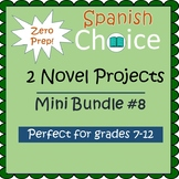 Write a Rap and Reenact the Story - Zero Prep Spanish Novel Projects #8