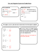 Zero and Negative Exponents Guided Notes