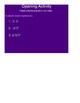 Zero and Negative Exponents SmartBoard Lesson
