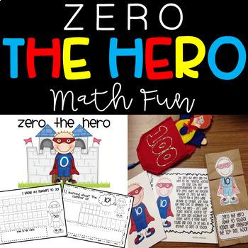 Zero the Hero Classroom Counting FUN!!