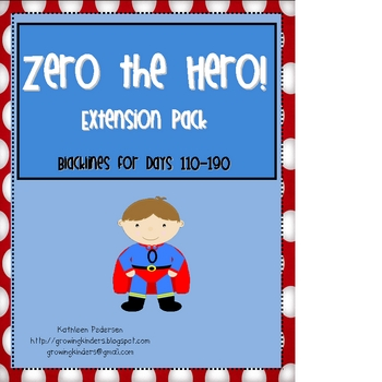 Zero the Hero Extension Pack (Days 110-190)