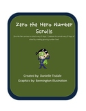 Zero the Hero Number Scrolls
