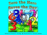 Zero the Hero Saves the Day - PDF Storybook