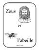 Zeus et l'abeille- Une fable d'Ésope