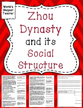 Zhou Dynasty and its Social Structure