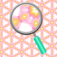 Zig Zag Stars Watercolor Backgrounds / Digital Papers / Patterns Clip Art Set
