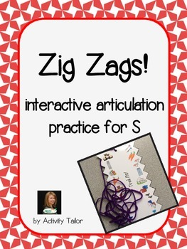 Zig Zags for Articulation of S and S blends