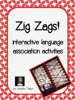 Zig Zags for Language Associations