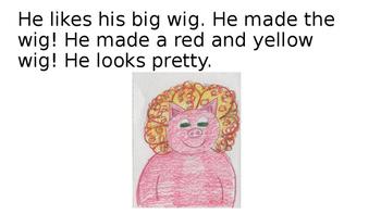 Zig the Pig Phonics Reader Set Kindergarten through Second Grade Level