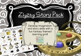 Zigzag Story Grid