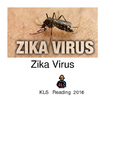 Zika Virus - picture supported text lesson with visual supports and questions