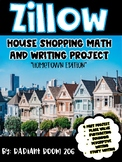 Zillow Math and Writing House Project