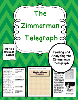 Zimmerman Telegraph
