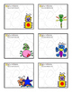 Zini And Friends Teacher Note Cards