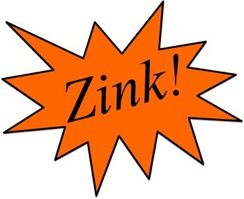 Zink! Fun with Onomatopoeia!