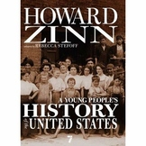 Zinn's A Young People's History of the United States Chapter Assignments