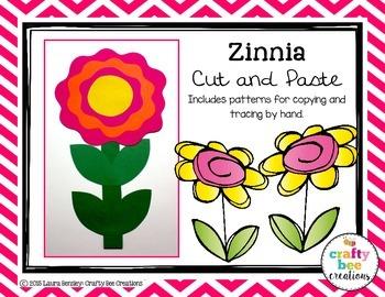 Zinnia Craft