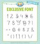 Zip-A-Dee-Doo-Dah Designs Doodle Font 7 — Includes Commercial License!