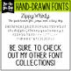Zip-A-Dee-Doo-Dah Designs Font Collection 7 — Includes Com