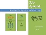 Zip-Around Math Game