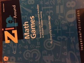 Zip Around Math Games