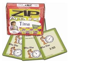 Zip Around Money and Time