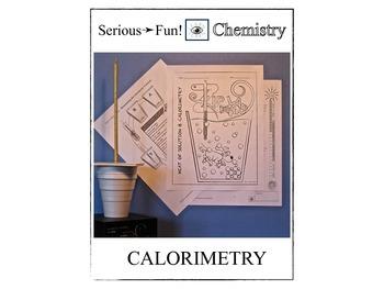 CALORIMETRY: Heat of Solution & Calorimeter Constant Zip Lab Experiments