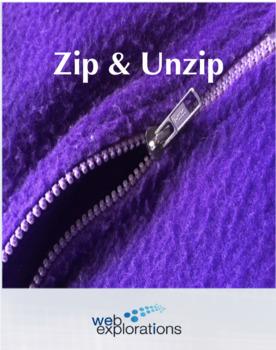 Zip & Unzip - Compressing and Uncompressing Files