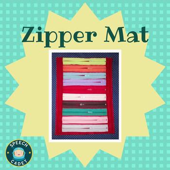 Zipper Mat