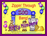 Zippin' Through the Zoo Bang! Nifty Numbers