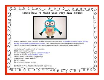 Zirkle Descriptive Writing Project