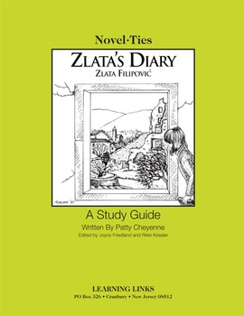 Zlata's Diary - Novel-Ties Study Guide