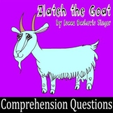 Zlateh the Goat by Isaac Bashevis Singer - 10 Comprehension Questions with Key