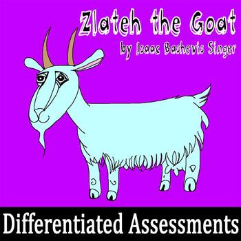 """""""Zlateh the Goat"""" by Isaac Bashevis Singer - 2 Tests, Each with Key"""