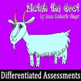 """Zlateh the Goat"" by Isaac Bashevis Singer - 2 Tests, Each"