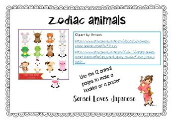 Zodiac Animals