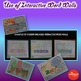 Zodiac Constellations - Interactive Word Wall Activity