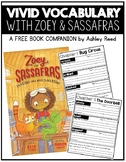 Zoe and Sassafras Vocabulary Companion for Dragons and Mar
