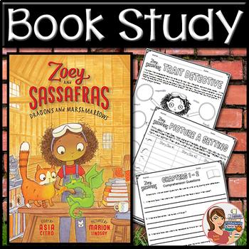Zoey & Sassafras Book Study