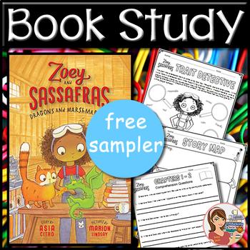 Zoey & Sassafras Book Study FREE