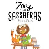 Zoey & Sassafras Freebie