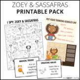 Zoey & Sassafras Printable Pack