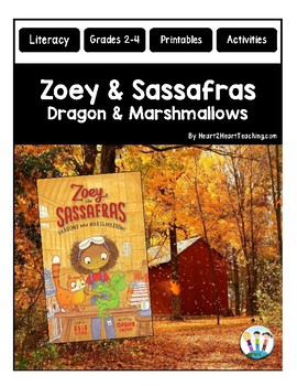 Zoey and Sassafras #1: Dragons & Marshmallows Mini-Unit FREEBIE
