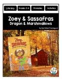 Zoey and Sassafras #1: Dragons & Marshmallows Mini-Unit FREEBIE