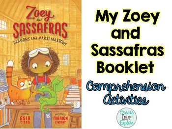 Zoey and Sassafras Companion Booklet