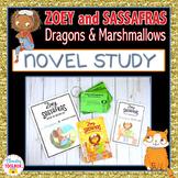 Zoey and Sassafras : Dragons & Marshmallows Novel Study Unit
